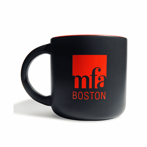 MFA Logo Mug in Red