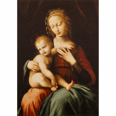 MFA <i>Virgin and Child</i> Holiday Cards