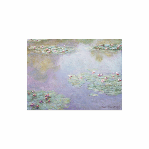 Monet <i>Water Lilies</i> Placemat
