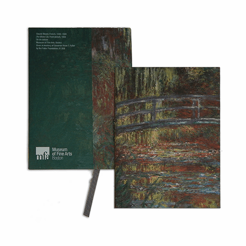 Monet <I>Water Lily Pond</I> Journal