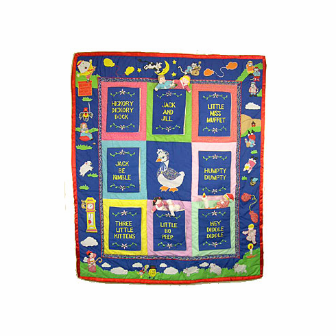 Mother Goose Play Quilt
