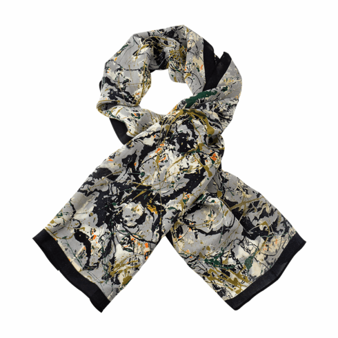 <i>No.10</i> Silk Scarf