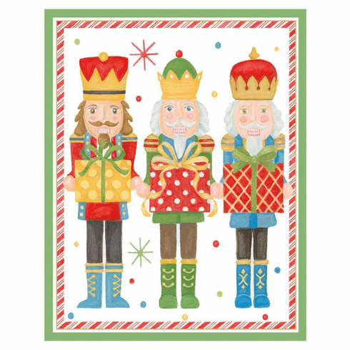 <i>Nutcrackers</i> Holiday Cards