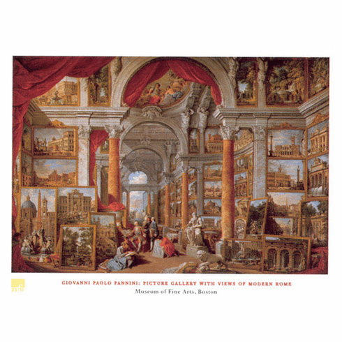 Pannini <i>Picture Gallery</i>  Poster