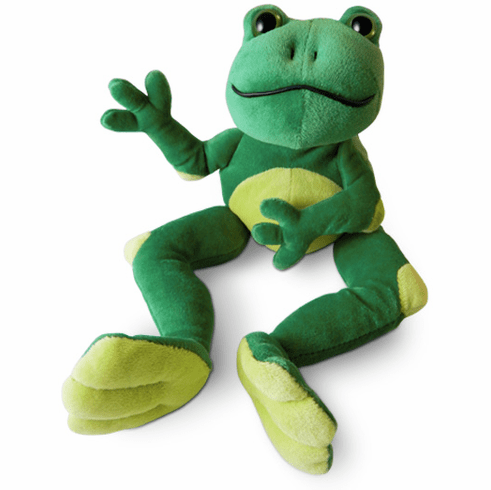 Philippe the Frog Plush