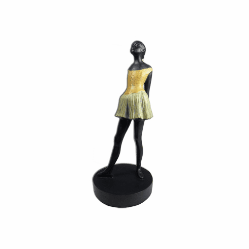 Small Degas Dancer Sculpture