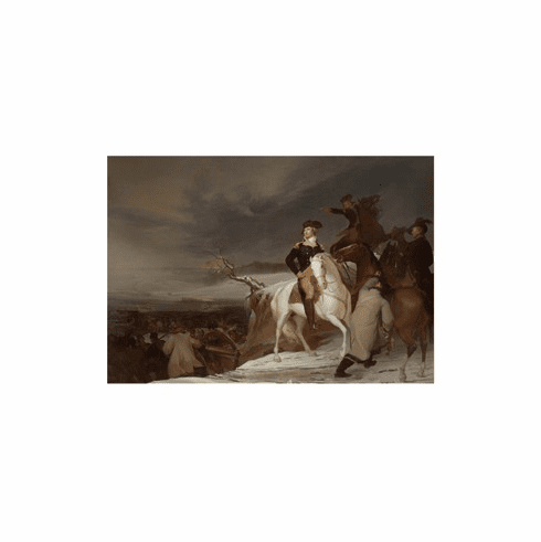 Sully <i>Passage Of the Delaware</i><br> 11x14 Matted Print