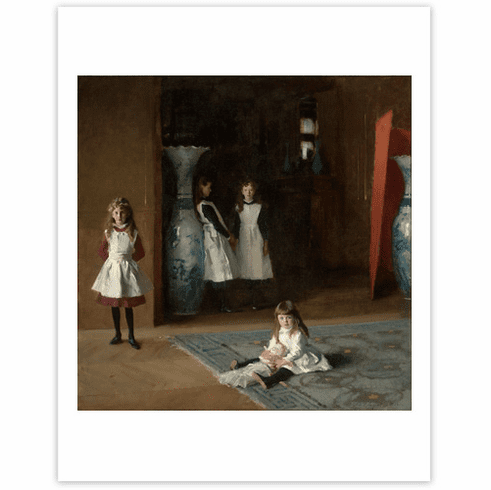 Sargent <i>The Daughters of Edward Darley Boit</i>