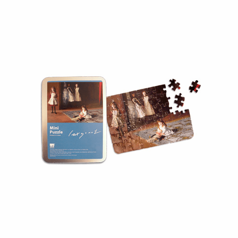 The Daughters of Edward Darley Boit Mini Puzzle