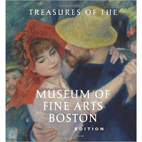 Treasures of the Museum of Fine Arts, Boston: Tiny Folio (2nd Edition)