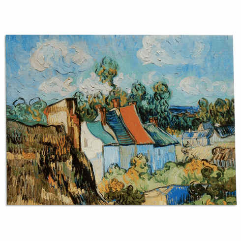Van Gogh <i>House at Auvers</i> Placemat