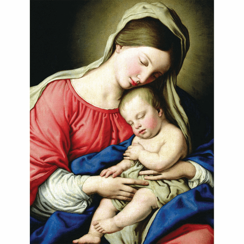 <i>Virgin and Child</i> Holiday Cards