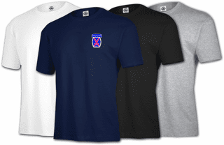 10th Infantry Mountain Division T-Shirt
