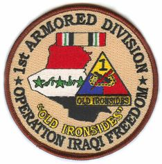 1st Armored Division 4