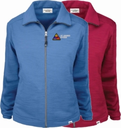 1st Armored Division Authentically American Women's Tonal Jacket
