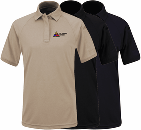 1st Armored Division Propper Women's Snag Free Polo
