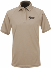 1st Cavalry Division United States Army Propper Women's Snag Free Polo