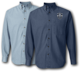 1st Special Forces Brigade UC Denim Shirt