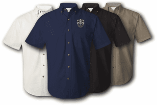 1st Special Forces Brigade UC Twill Button Down Shirt