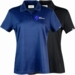 23rd Infantry Division Iraq Veteran Authentically American Women's Moisture Polo