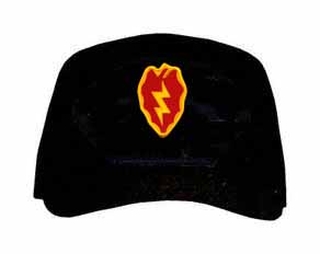 25th Infantry Division Direct Embroidered Ball Cap