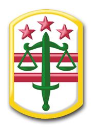 260th Military Police Command Patch Vinyl Transfer Decal