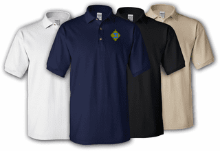 26th Infantry Brigade Polo Shirt