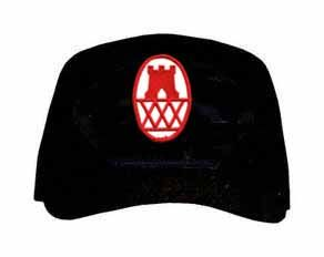 30th Engineering Brigade Patch Ball Cap