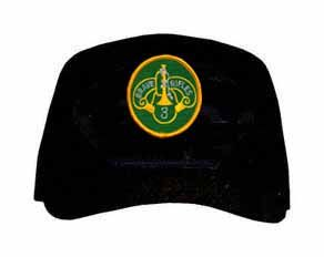 3rd Armored Cavalry Regiment Directly Embroidered Ball Cap