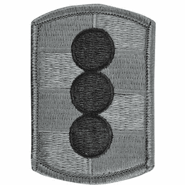 434th Field Artillery Brigade ACU Velcro Patch