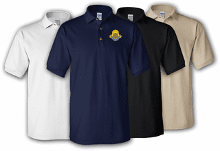 464th Chemical Brigade UC Polo Shirt