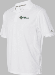4th Infantry Division Iraq Veteran Moisture Wicking Polo