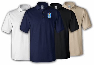 500th Mil Intelligence Brigade Polo Shirt