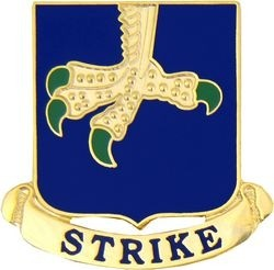 502ND INFANTRY DIVISION LAPEL PIN