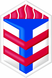 5th Armored Brigade Patch Vinyl Transfer Decal
