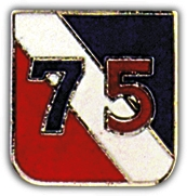 75TH INFANTRY DIVISION LAPEL PIN