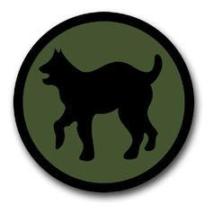 81st Regional Support Command Patch Vinyl Transfer Decal