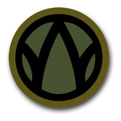 89th Regional Support Command Patch Vinyl Transfer Decal