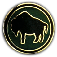 92nd Division Lapel Pin