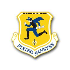 Air Force 103rd Fighter Wing Vinyl Transfer Decal