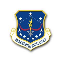 Air Force 115th Fighter Wing Vinyl Transfer Decal