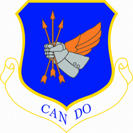 Air Force 305th Air Mobility Wing Vinyl Transfer Decal