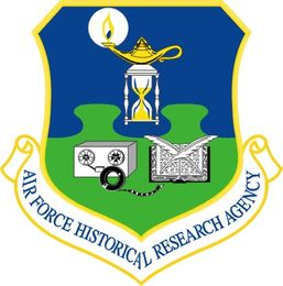 Air Force Historical Research Agency Vinyl Transfer Decal