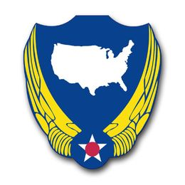 Air Force National Guard Vinyl Transfer Decal