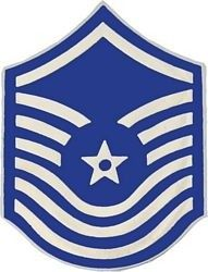 Air Force Master Sergeant 1-1/2