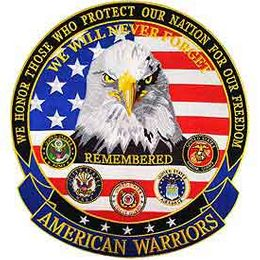 American Warriors We Will Never Forget 12