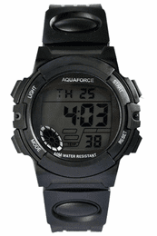 Aquaforce Model 25 Digital Watch Style 006