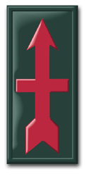 Army 32nd Infantry Brigade Wisconsin Vinyl Transfer Decal