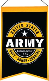 Army Badge Banner