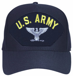 Army Bird Colonel with Eagle Ball Cap